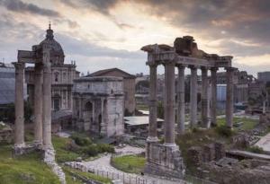 history concrete ancient durable resilient