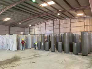 precast reinforced concrete pipe