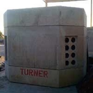 precast reinforced concrete vault
